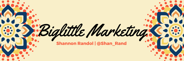 Biglittlemarketing.wordpress,com blog footer